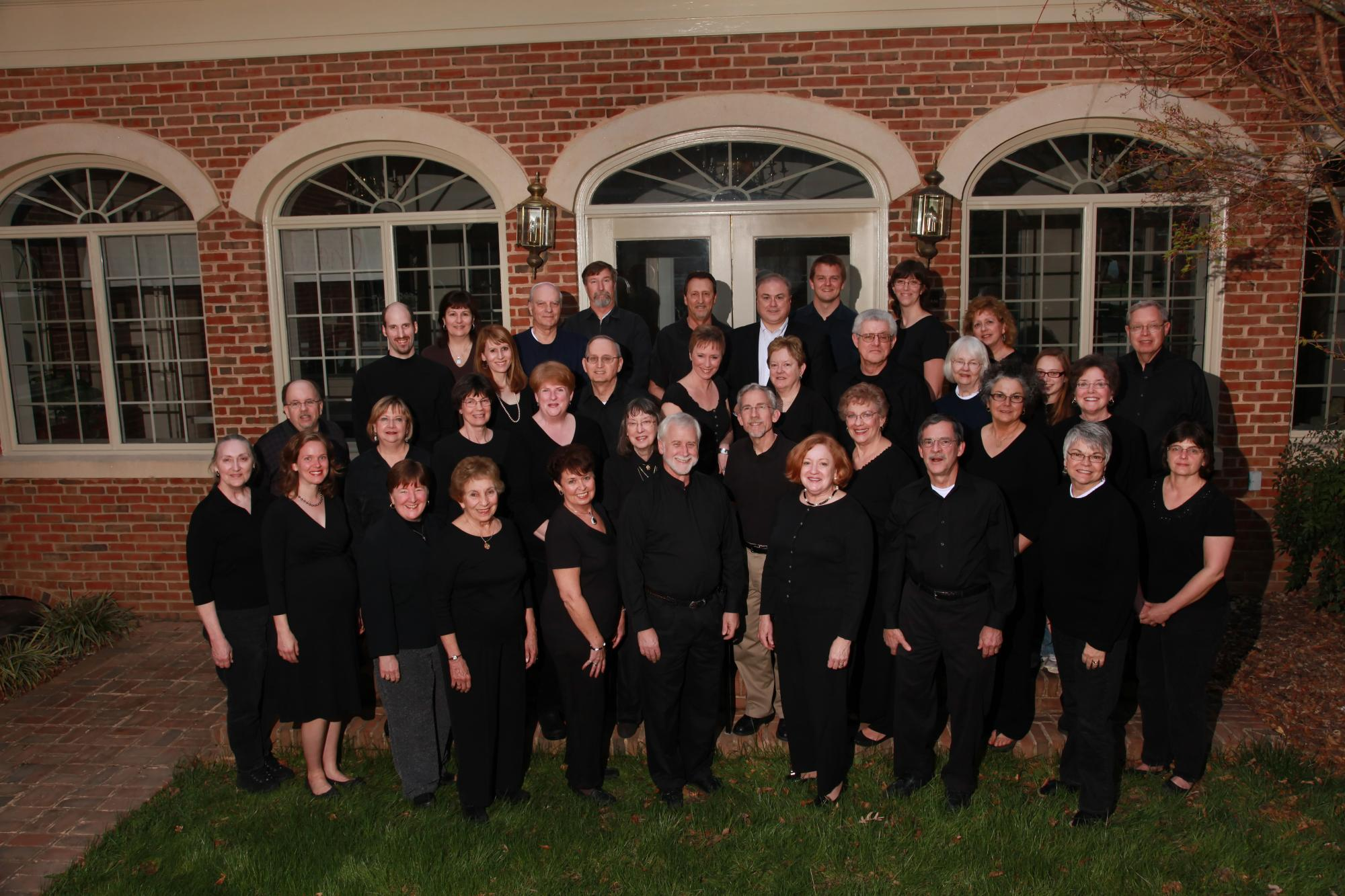 2011 Central Virginia Masterworks Chorale
