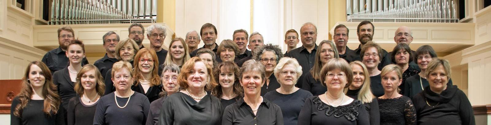 2014 Central Virginia Masterworks Chorale (Photo  by Diane  Stoakley)