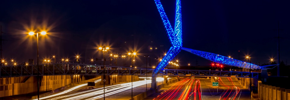 SkyDance Bridge by Kool Cats Photography (cropped to fit)