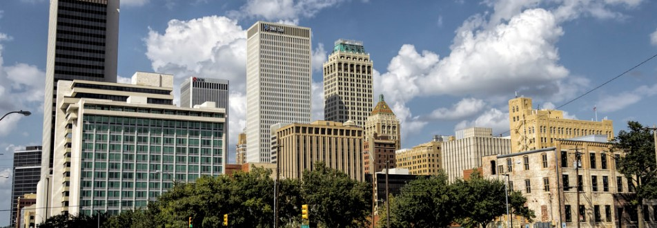 Downtown Tulsa by Kool Cats Photography (cropped to fit)