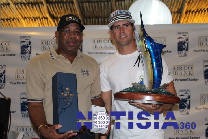 "28"" Blue Marlin Trophy 3/4 mount"