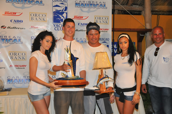 Blue Marlin Trophy & Lamp