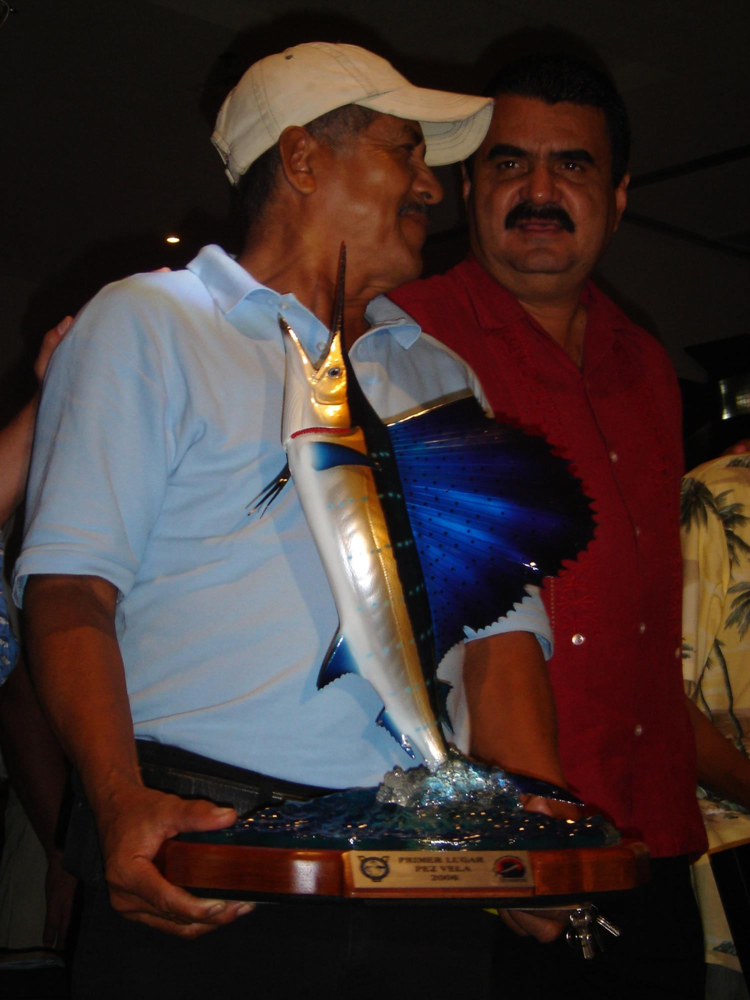 "24"" Sailfish Trophy"