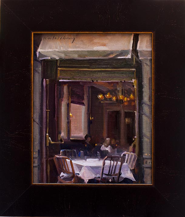 Dining Out, Hiu Lai Chong