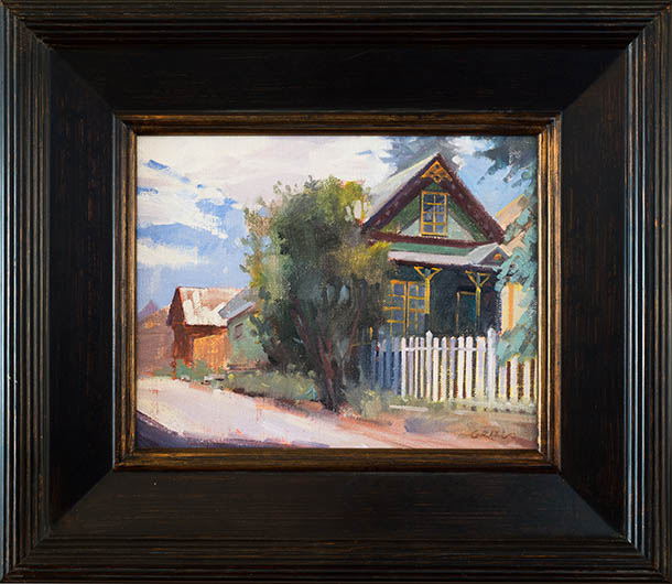 The Little House on N. Oak Street, Danny Griego