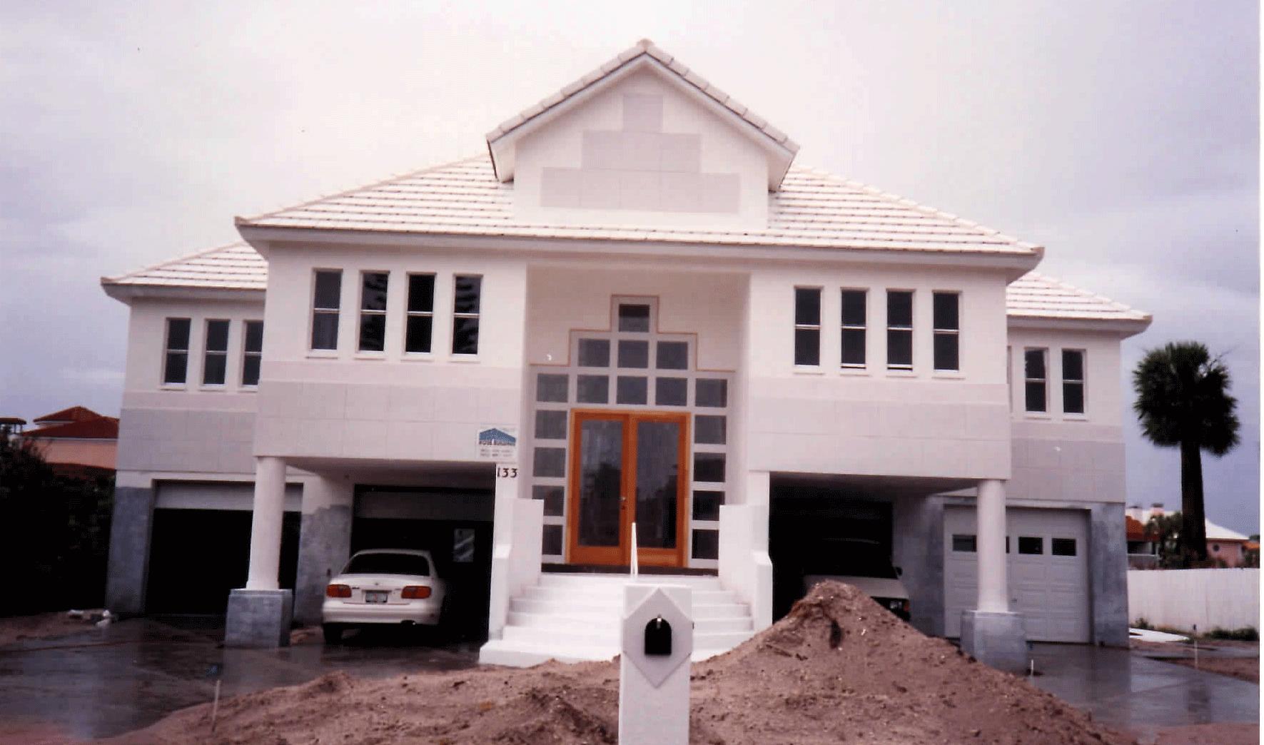 Custom Home in Tierra Verde