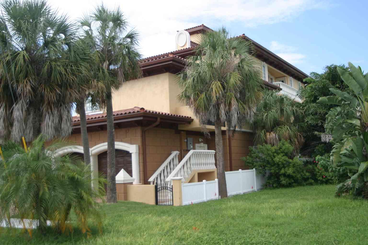Custom Home on Clearwater Beach