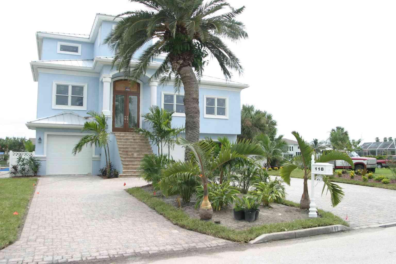 A-Zone Custom Home in Tierra Verde