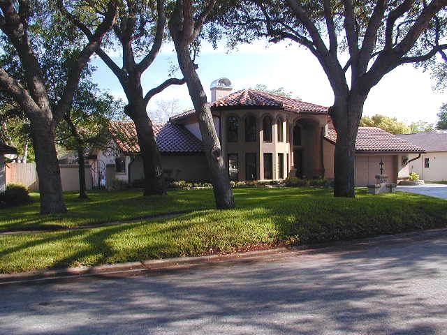 Custom Home in Largo