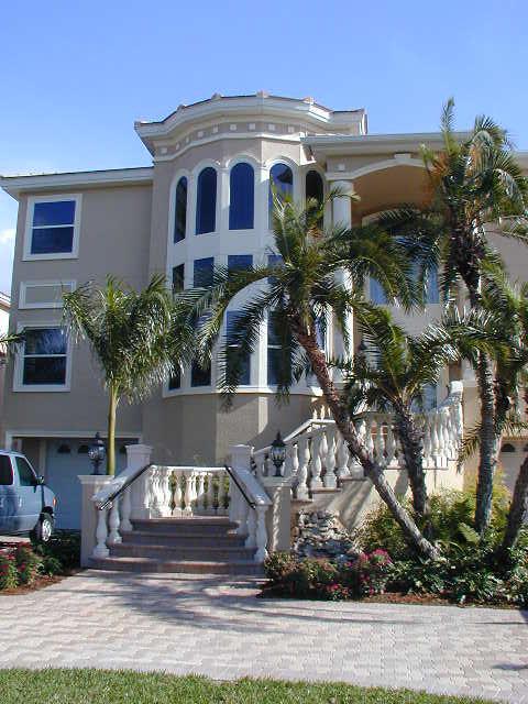 Custom Waterfront Home in Pasadena Yacht Club