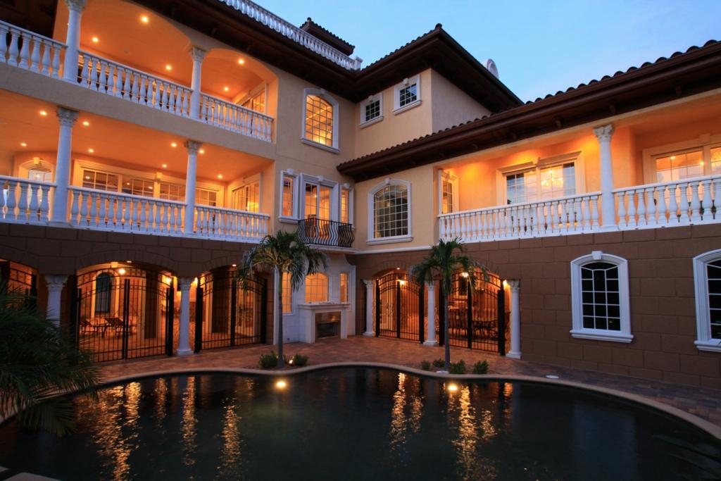 Oasis Concept Custom Home