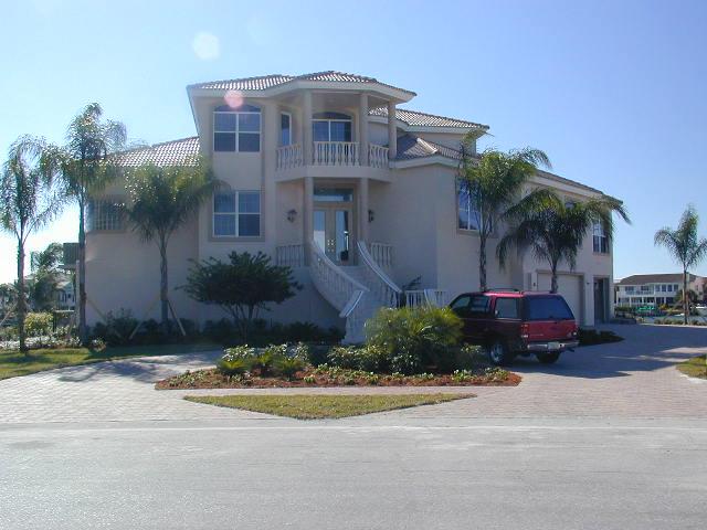 V-Zone Custom Home in Gulfport