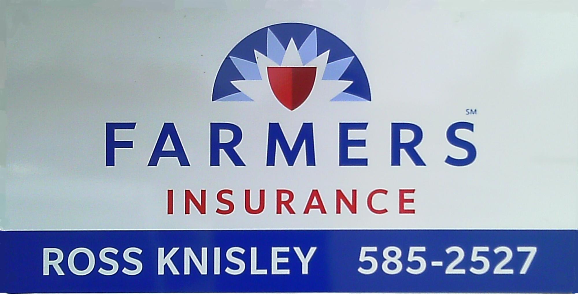 Ross Knisley Farmers Insurance