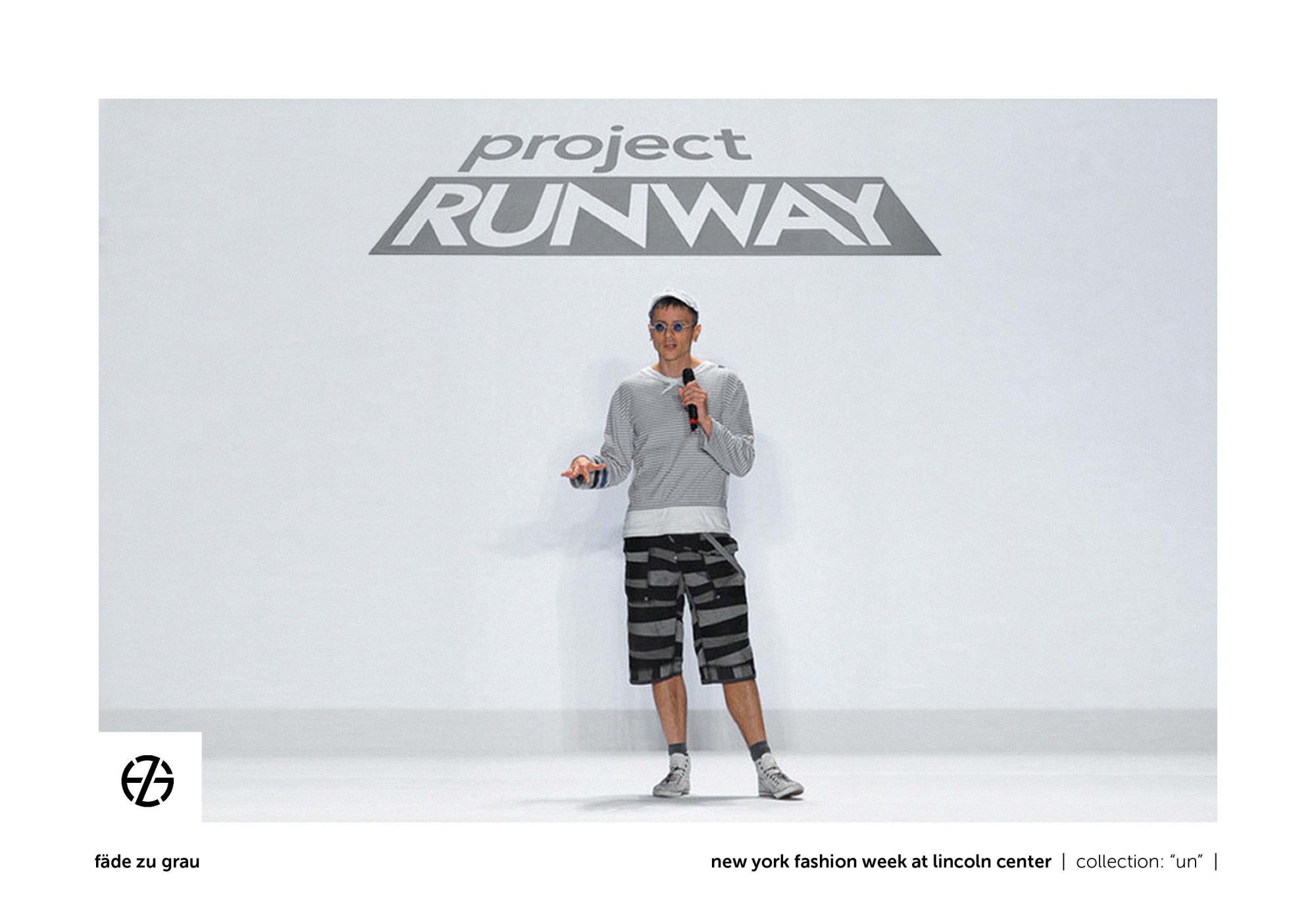 "fäde zu grau | new york fashion week at lincoln center | collection ""un"""