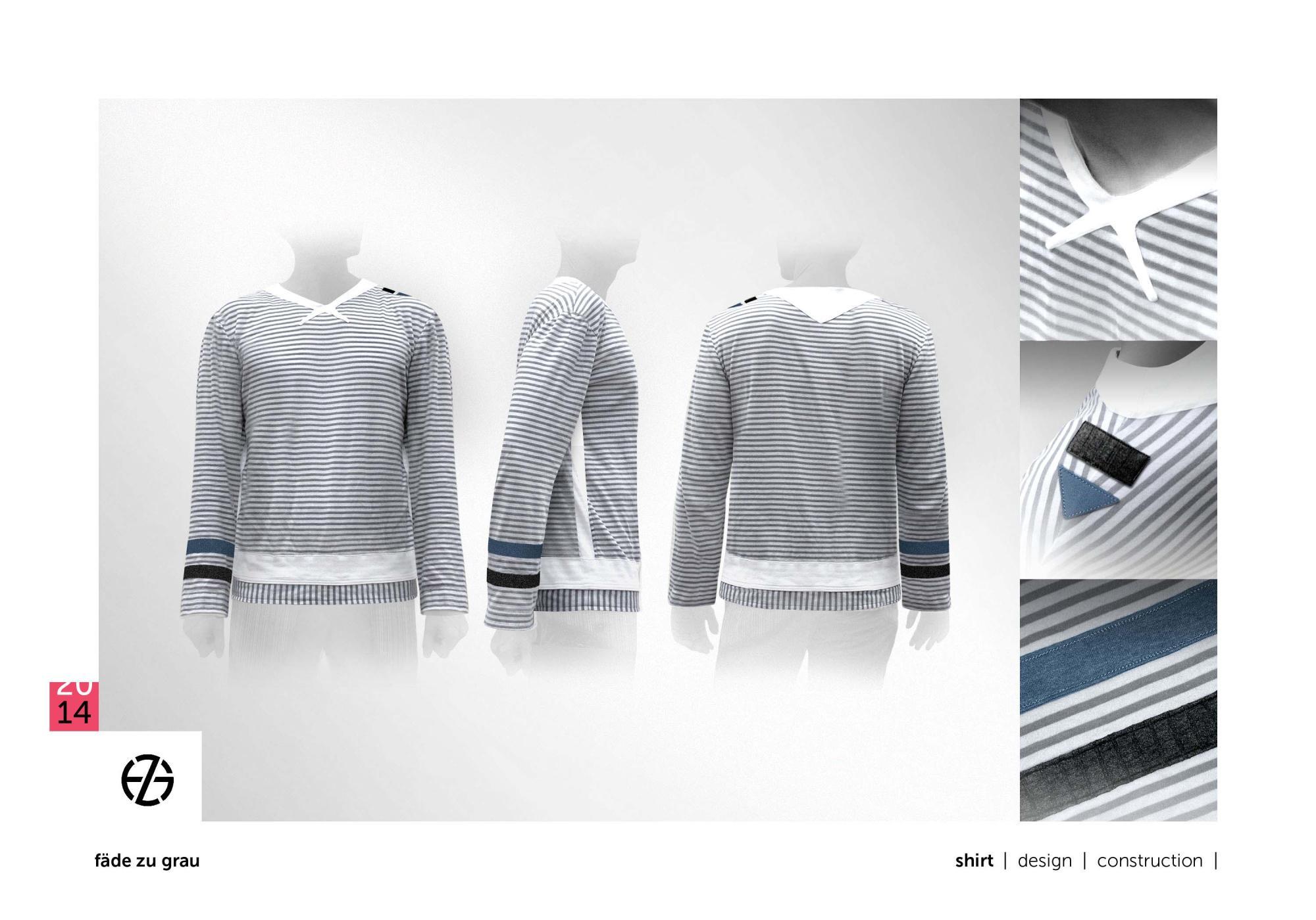 fäde zu grau | shirt