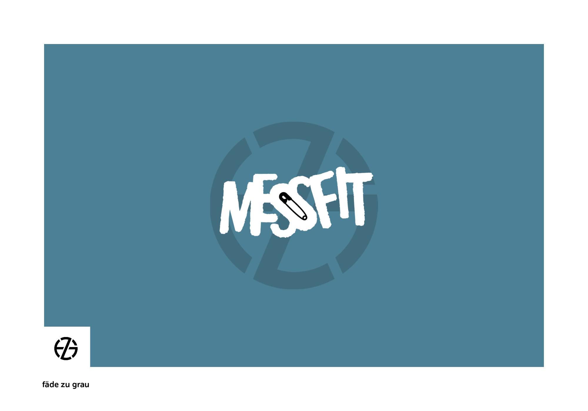 fäde zu grau | logo 'messfit'