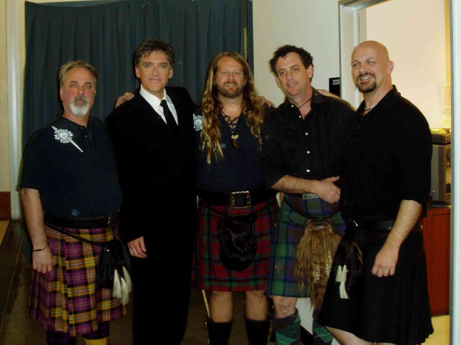 Wicked Tinkers and Craig Ferguson 2008