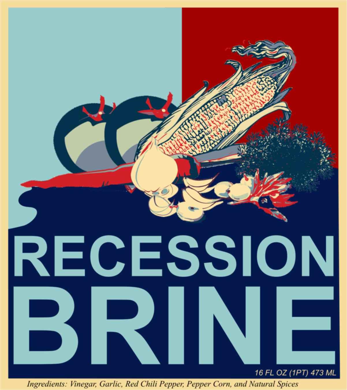Recession Brine