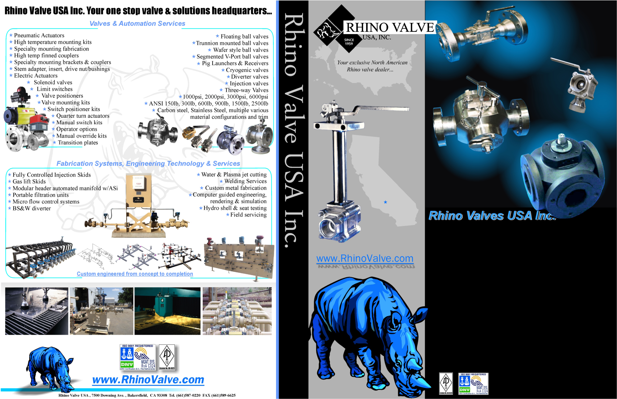 Rhino Valve USA